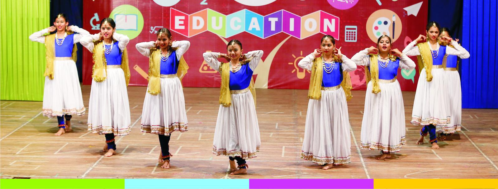 Rangoli School Division